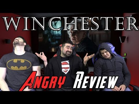 AngryJoeShow - Winchester angry movie review