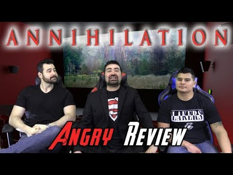 AngryJoeShow - Annihilation angry movie review