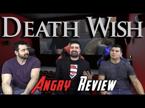 AngryJoeShow - Death wish angry movie review