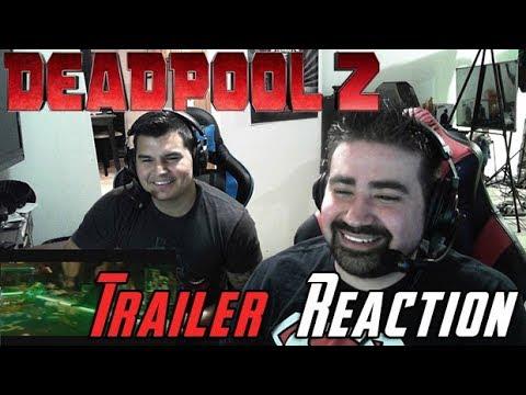 AngryJoeShow - Deadpool 2 final trailer angry reaction!