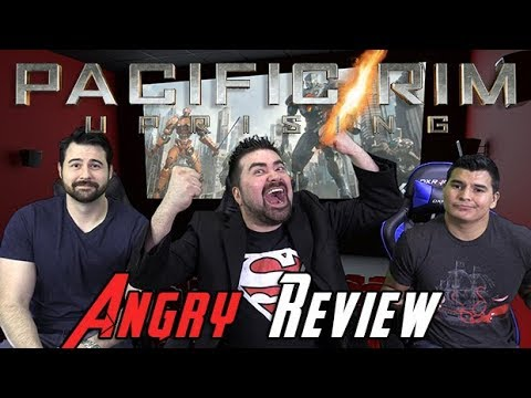 AngryJoeShow - Pacific rim: uprising movie review