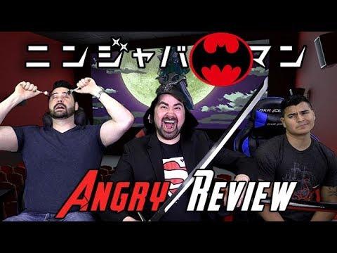 AngryJoeShow - Batman ninja (2018) angry review