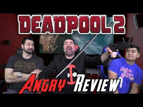 AngryJoeShow - Deadpool 2 angry movie review