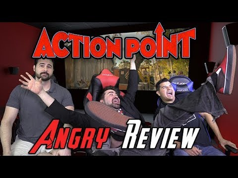AngryJoeShow - Action point movie review