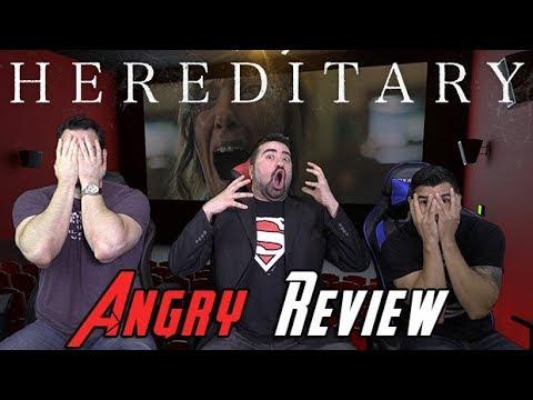 AngryJoeShow - Hereditary angry movie review