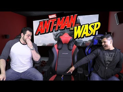 AngryJoeShow - Ant-man and the wasp - angry movie review