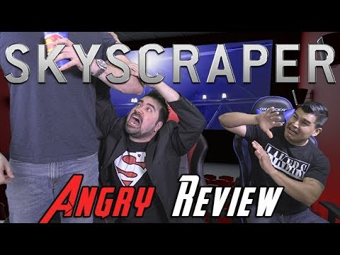 AngryJoeShow - Skyscraper angry movie review