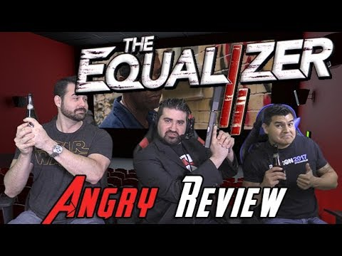 AngryJoeShow - The equalizer 2 angry movie review