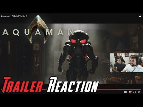 AngryJoeShow - Aquaman - angry trailer reaction!