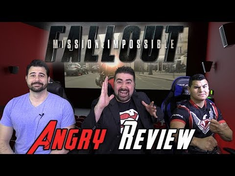 AngryJoeShow - Mission impossible: fallout - angry review
