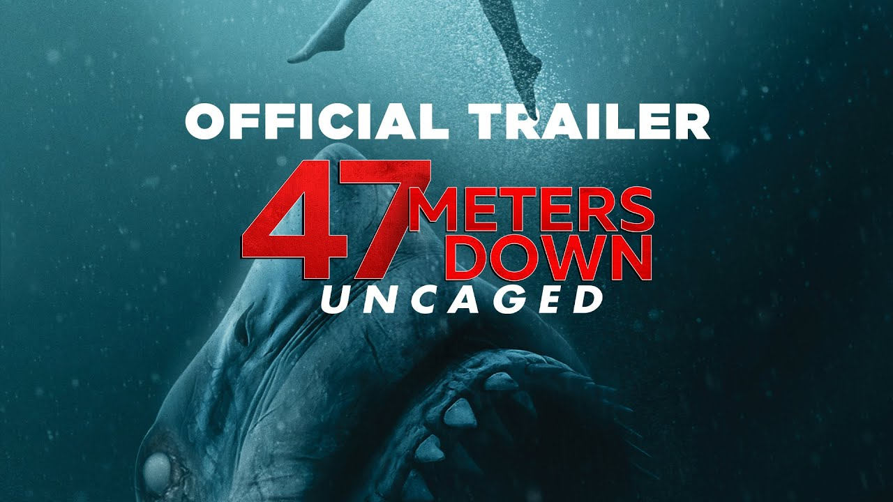 48 Meters Down - official trailer