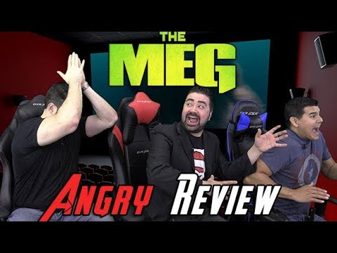 AngryJoeShow - The meg angry movie review