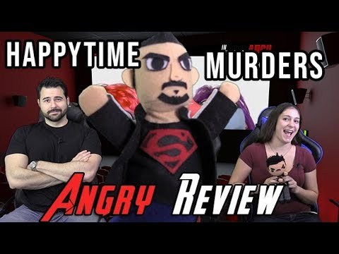 AngryJoeShow - The happytime murders - angry movie review