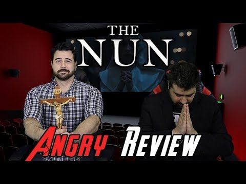 AngryJoeShow - The nun angry movie review