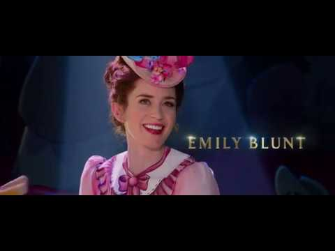 Mary Poppins Returns - trailer