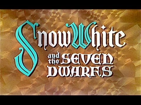 Channel Awesome - Snow white and the seven dwarfs - disneycember