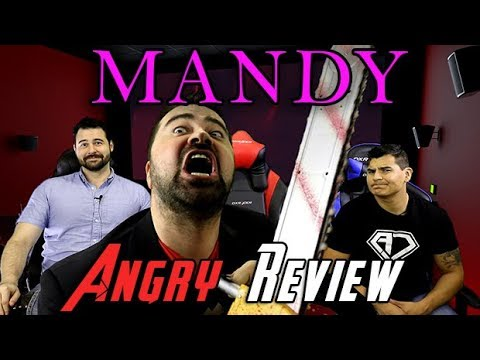 AngryJoeShow - Mandy angry movie review