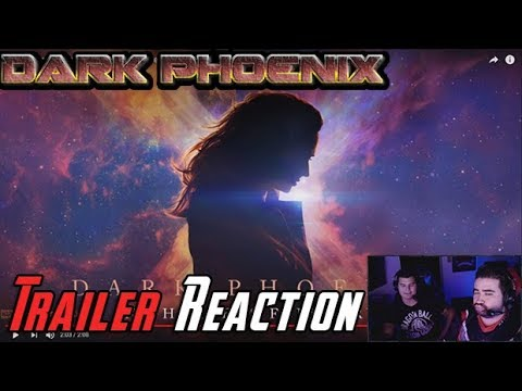 AngryJoeShow - Dark phoenix - angry trailer reaction!