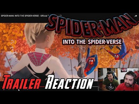 AngryJoeShow - Spider-man into the spider-verse angry reaction!