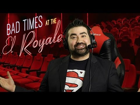 AngryJoeShow - Bad times at the el royale angry movie review