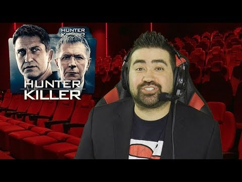 AngryJoeShow - Hunter killer angry movie review