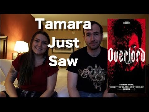 Channel Awesome - Overlord - tamara just saw