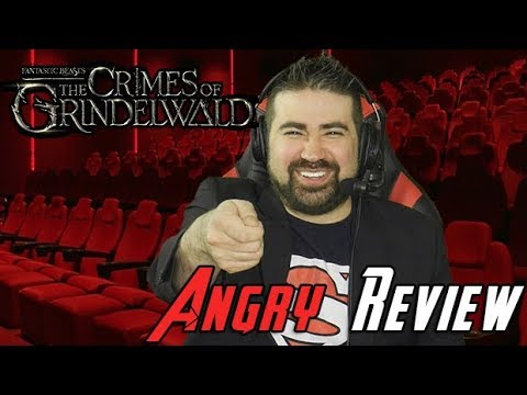 AngryJoeShow - Fantastic beasts: the crimes of grindelwald angry movie review