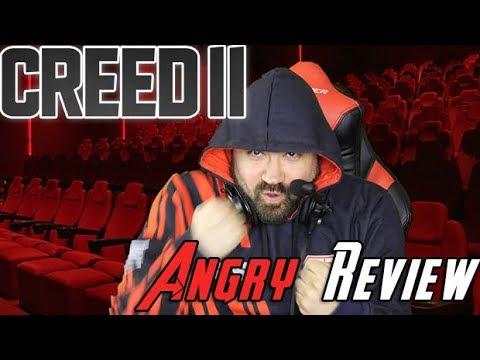 AngryJoeShow - Creed ii angry movie review