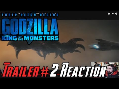 AngryJoeShow - Godzilla: king of monsters trailer #2 - angry reaction!
