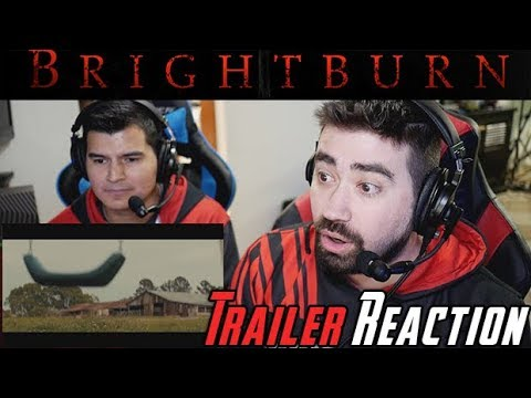 AngryJoeShow - Brightburn trailer (superman?) - angry reaction!