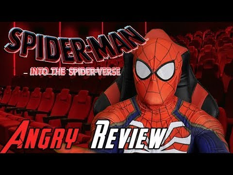 AngryJoeShow - Spider-man: into the spider-verse movie review