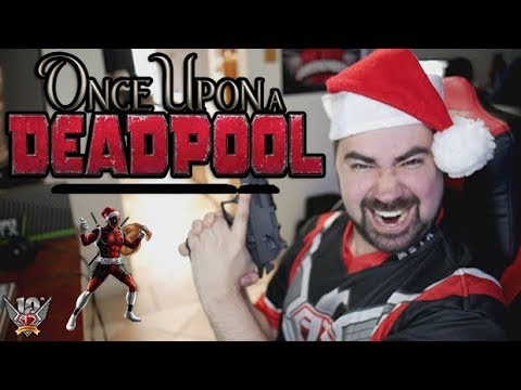 AngryJoeShow - Once upon a deadpool angry movie review [vlog]
