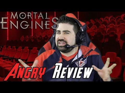 AngryJoeShow - Mortal engines angry movie review