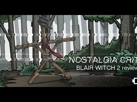 Channel Awesome - Blair witch 2: book of shadows – nostalgia critic