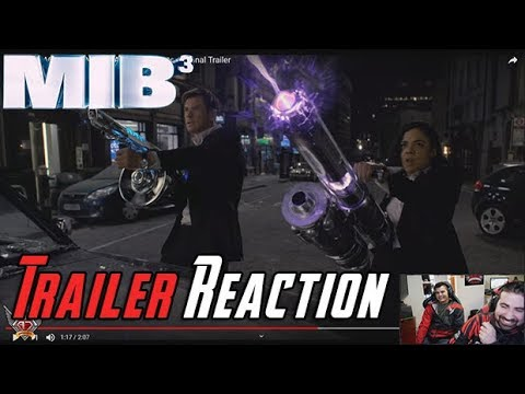 AngryJoeShow - Men in black: international angry trailer reaction!