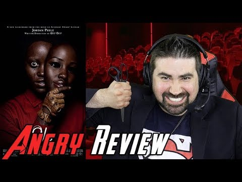 AngryJoeShow - Us (2019) angry movie review [no spoilers!]