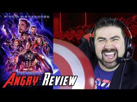 AngryJoeShow - Avengers: endgame angry review [no spoilers!]