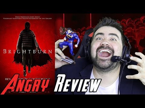 AngryJoeShow - Brightburn angry movie review