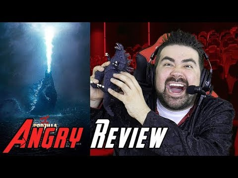 AngryJoeShow - Godzilla king of the monsters angry movie review