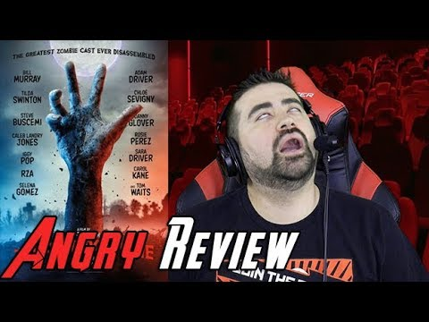 AngryJoeShow - The dead don't die angry movie review