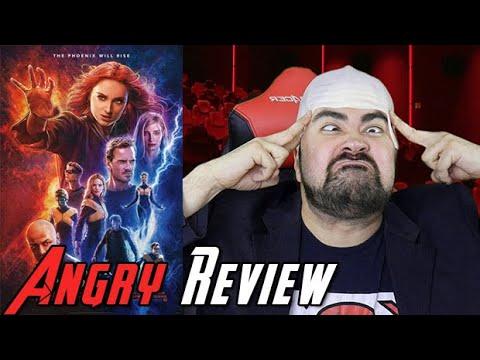 AngryJoeShow - Dark phoenix angry movie review