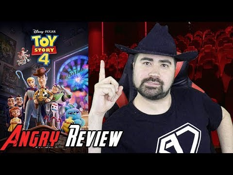 AngryJoeShow - Toy story 4 angry movie review