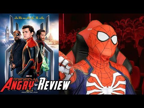 AngryJoeShow - Spider-man far from home angry movie review