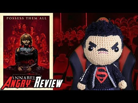 AngryJoeShow - Annabelle comes home angry movie review