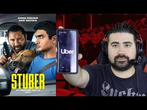 AngryJoeShow - Stuber angry movie review