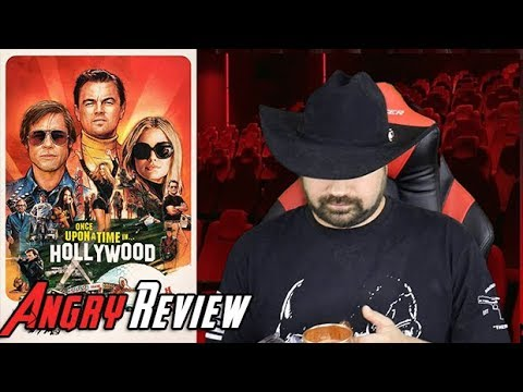 AngryJoeShow - Once upon a time in hollywood angry movie review