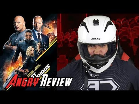 AngryJoeShow - Hobbs & shaw angry movie review