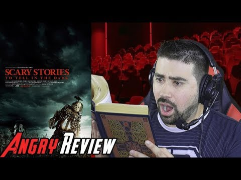 AngryJoeShow - Scary stories to tell in the dark angry movie review