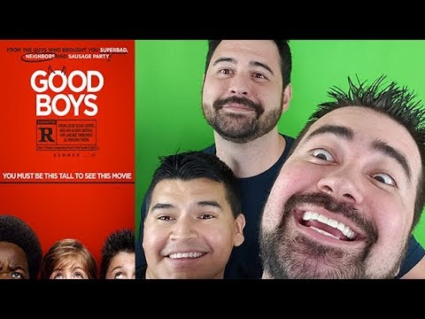 AngryJoeShow - Good boys angry movie review