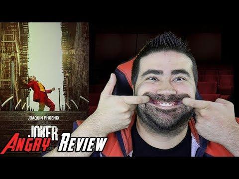 AngryJoeShow - Joker angry movie review